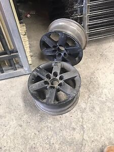 18 inch alloy rims Wetherill Park Fairfield Area Preview