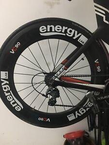Energy Lab Carbon Fibre Wheels