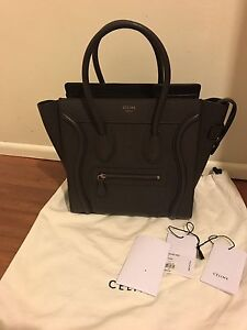 As new Authentic Celine Micro Luggage bag in Taupe Meadowbank Ryde Area Preview