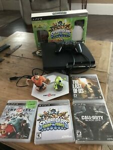 PS3 plus games all cords and 1 controller