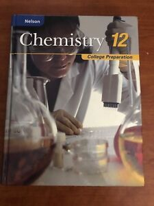 Grade 12 College Nelson Chemistry Textbook