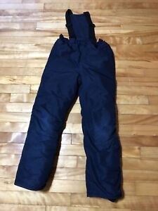 Boys Size 14 Navy Blue Childrens Place Snow Pants
