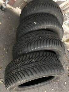 4 pneus Goodyear 205-55-15