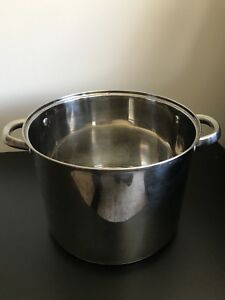 10L  stainless steel cooking pot