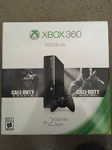 New Xbox 360 with Games for sale