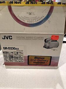 JVC digital video canera Victoria Park Victoria Park Area Preview