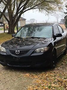Mazda3 2005 as is or parts