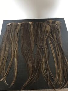 5 PIECE HAIR EXTENSIONS SYNTHETIC