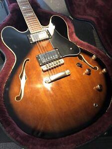 Vintage Gibson (Washburn) ES335 (HB35) Lawsuit w/HSC