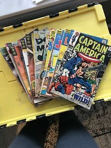 Old comic books