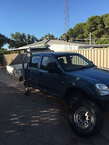For sale Holden rodeo need a new rear diff axel Kadina Copper Coast Preview
