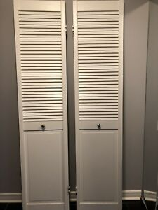 Kitchen/ Closet Doors