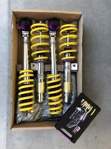 KW V3 Coilovers suspension BMW M3