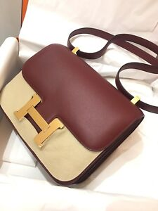 Brand new Hermes authentic Constance 24