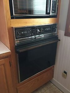 Home appliances - dishwasher, cooktop, wall oven, microwave