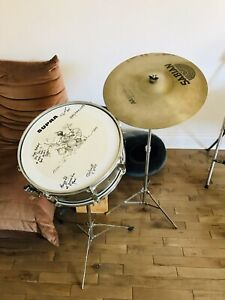 Cymbale Sabian  AA orchestral + caisse claire