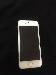 iPhone 5s unlocked 16gb Brahma Lodge Salisbury Area Preview