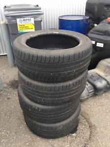 Tires for sale for Goodrich 225 50 18