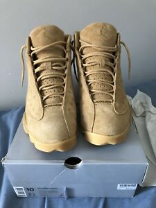 JORDAN 13 WHEAT WORN ONCE VNDS