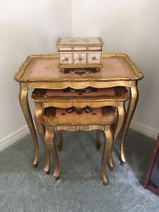 3 Pce Nesting Tables