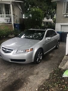 Acura TL  TRADE POSSIBLE / ECHANGE POSSIBLE