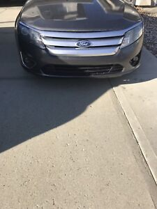 2012 Ford Fusion fully loaded leather sunroof