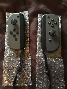 Nintendo switch controllers (joy-cons), used ones!