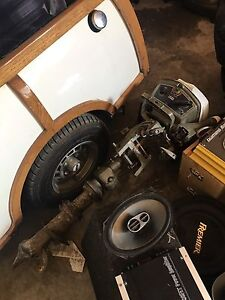 70's Johnson 8hp super long shaft outboard