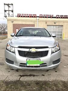 Chevy Cruze safetied Bluetooth 8500+taxes