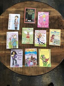 10 Children's Chapter Books in Excellent Condition- $10