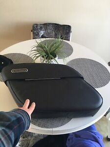 Harley saddle bags sporty brand new got new ones on warranty