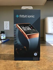 Brand New Fitbit Ionic For Sale