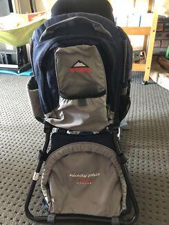 McKinley Kiddy Plus MLS Child Carrier Backpack