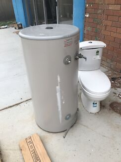 Used Hot water system