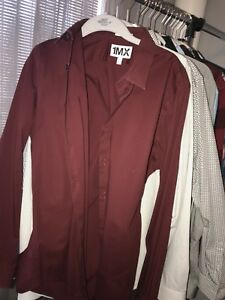 MORE MEN'S CLOTHING SIZE LARGE MOSTLY NEW OR WORN ONCE