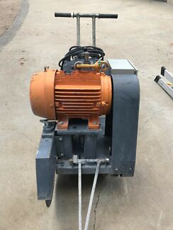3 phase electric floor saw