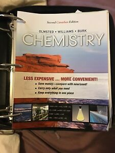 Chemistry Olmsted • Williams • Burk