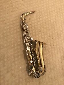 King 613 Usa saxophone