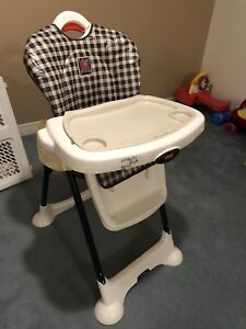Graco high chair( baby feeding)