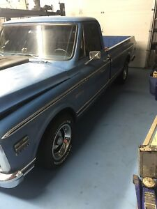 1972 Chevy Truck Kijiji In Alberta Buy Sell Save With