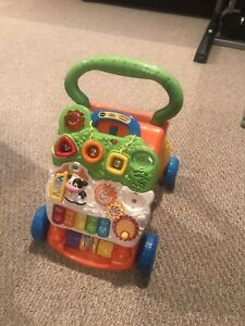 Vtech learning walker for toddler