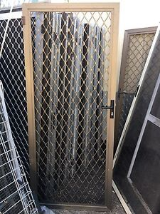 Second Hand Security Doors   Green House   Gardening   Replacement Thornlie Gosnells Area Preview