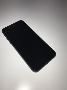 Black MINT CONDITION iPhone 8