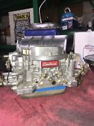 Edelbrock 600 cfm carburettor Erindale Burnside Area Preview
