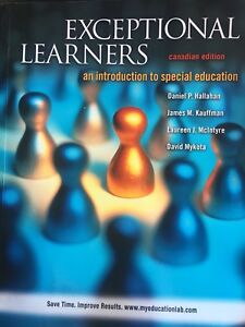 Exceptional Learners Canadian Edition