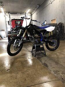 2017 Yamaha YZ 250F