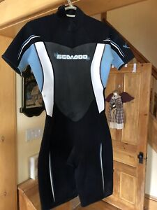 Barely used wet suits many sizes