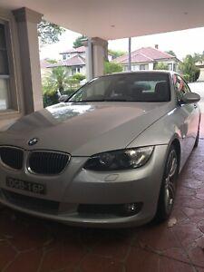 BMW 335i E92 2007 model