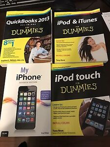 iPod,iPhone Quickbooks Books