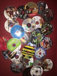 Some disc only video games